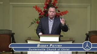 Guntersville Church of Christ February 9, 2020