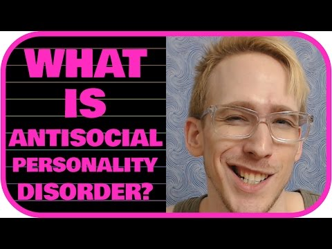 What is Antisocial Personality Disorder (ASPD)?