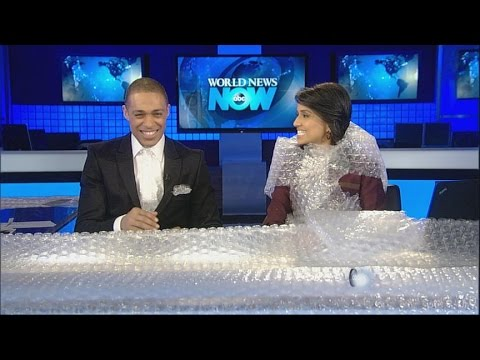 Happy National Bubble Wrap Appreciation Day!