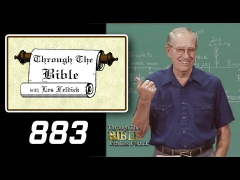 [ 883 ] Les Feldick [ Book 74 - Lesson 2 - Part 3 ] Connecting the Dots of Scripture: Gen-Rev |7/48