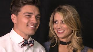 'Bachelor Winter Games': Are Dean Unglert and Lesley Murphy Living Together? (Exclusive)
