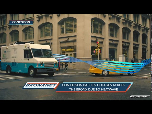 Con Edison Battles Outages Across the Bronx Due to Heatwave