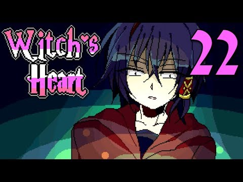 Witch's Heart -  A Real Flower Child ( BONUS STAGE ) Manly Let's Play [ 22 ]