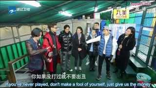 With You All The Way (Heechul ft EXO Tao) EP 3 Part 1