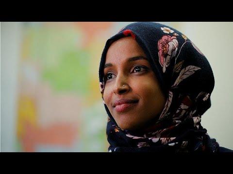 إلهان عمر: هل تصبح أول امرأة مسلمة في الكونغرس الأمريكي؟…  - 19:53-2018 / 11 / 6