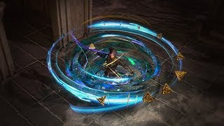 Path of Exile: Illusionist Cyclone