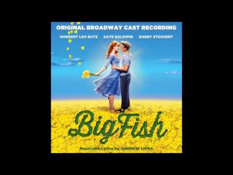 Big Fish THE MUSICAL - The Witch - Backing track - DEMO - KARAOKE
