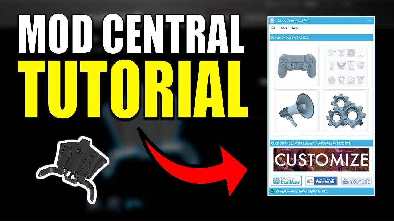 Mod central tutorial mods einstellen updaten strikepack fps dominator mod pack 2018 - Strike mod pack ...