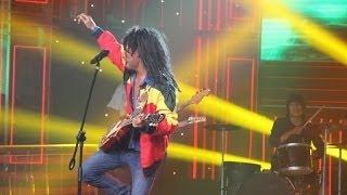"Yo Soy: Bob Marley llenó de magia al público con ""Get up, Stand up"""