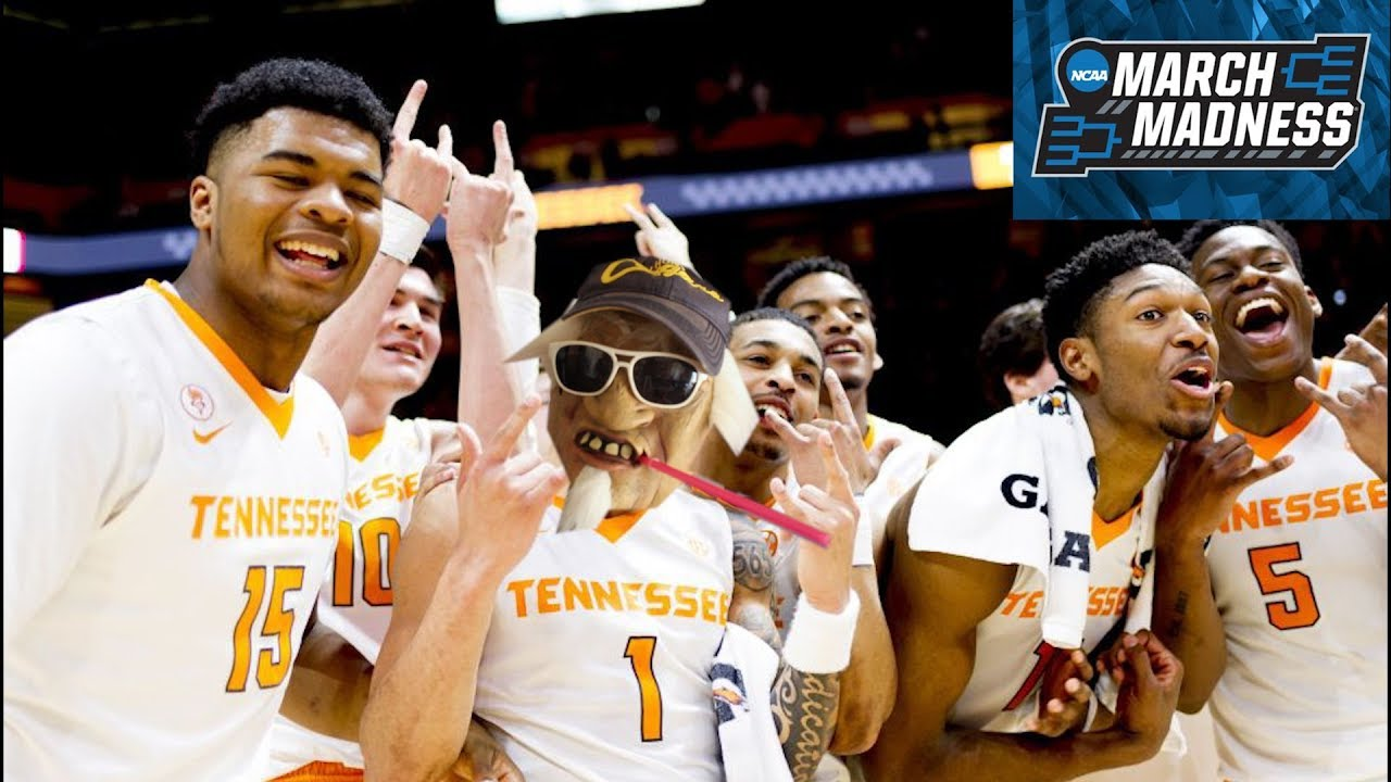 e89270f6575 CAN THE TENNESSEE VOLS WIN THE NCAA TOURNAMENT ? MARCH MADNESS BRACKET