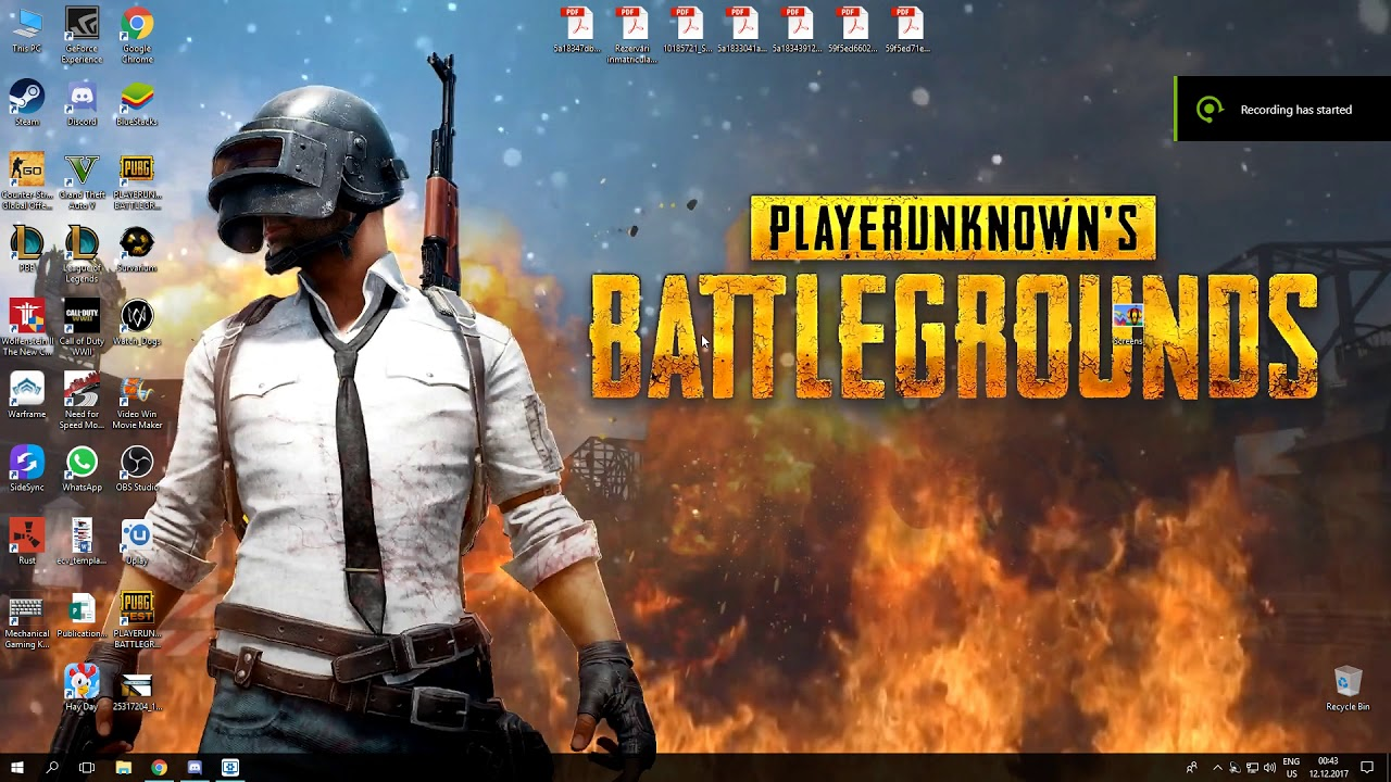 No Pubg Wallpaper: Wallpaper Engine
