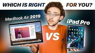 2019 MacBook Air vs iPad Pro (iPadOS)   Which Should You Buy?