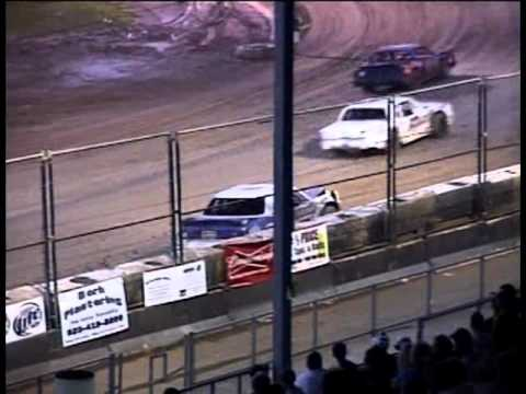 Seymour Speedway Street Stocks 8-8-10