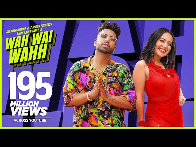 Wah Wai Wahh Video | Neha Kakkar | Sukhe Muzical Doctorz | Jaani | Bhushan Kumar | New Song 2019