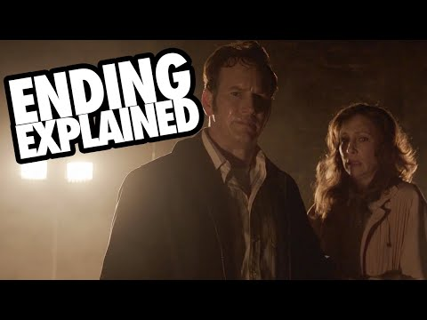 THE CONJURING: THE DEVIL MADE ME DO IT (2021) Ending Explained