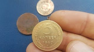 Чистка монет Томатная паста