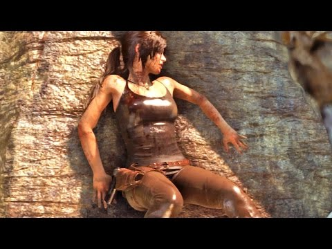 Rise of the Tomb Raider: Primeira Gameplay - Xbox One Exclusivo