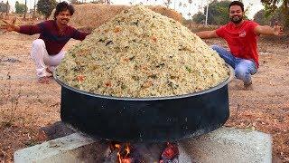 Chilli Mushroom Fried Rice | Chilli Mushroom Recipe | Mushroom Fried Rice Grandpa Kitchen