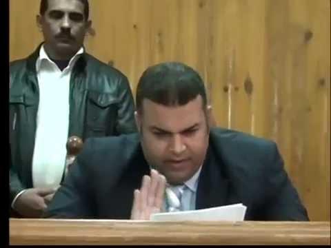 محاكمة الإخوان بالمطريه دقهلية