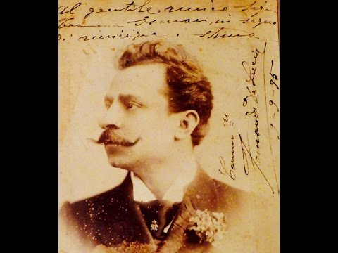 RIGOLETTO - The Fernando de Lucia Edition (Complete Opera Phonotype) 1915-18