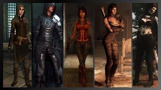 Skyrim- 5 Underrated Immersive Female Armor Mods