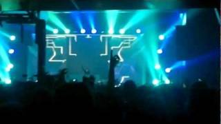 Skrillex - Cinema/Voltage/First Of The Year @ Columbiahalle Berlin 2012