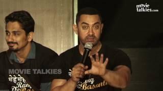 Aamir Khan On 3 idiots Sequel With Sharman Joshi And R. Madhavan