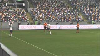 PES 2011: Extended Gameplay (HD Video)