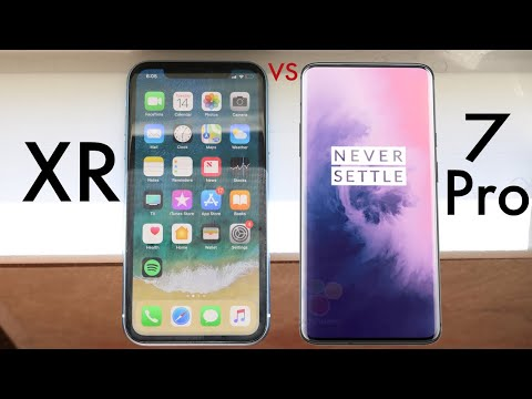 finest selection d1fc8 36af8 Compare, OnePlus 7 Pro vs iPhone XR: What's the Difference ...