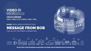 01. Message from Bob the CEO of The Fresh Connection