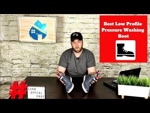 Best Low profile waterproof boots!