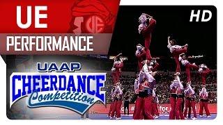 UE Pep Squad | Performance | UAAP 79 CDC