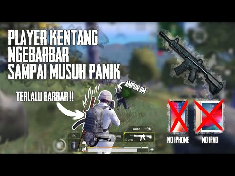 LYINCER PLAYER HP KENTANG PALING BARBAR DI INDONESIA!? | PUBG Mobile
