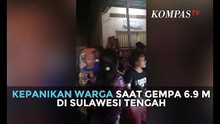 Download Video Kepanikan Warga Saat Gempa 6.9 Magnitudo di Sulawesi Tengah MP3 3GP MP4