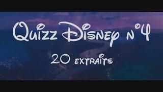 Quizz / Blind Test Disney N°4 - 20 Titres