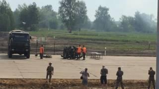 «Мастер-оружейник». Команда Китая, Пенза. Выстрелы из ЗУ-23-2.