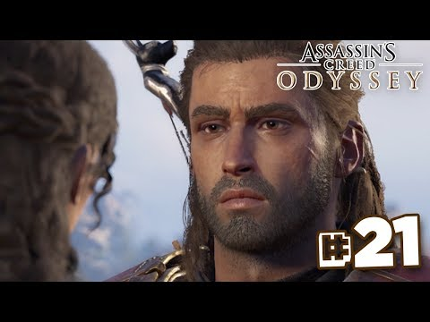 THEY ALL WANT ME DEAD!  Assassins Creed Odyssey  Part 21  FULL PLAYTHROUGH PS4 HD
