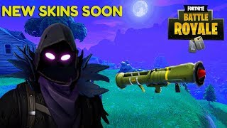 "Fortnite:Battle Royale ""Guided Missile Launcher"" Weapon Gameplay (435+ Wins) New Fortnite Skins"