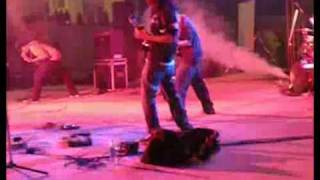 AvinasH performing live@ DCE(corroded dreams band)