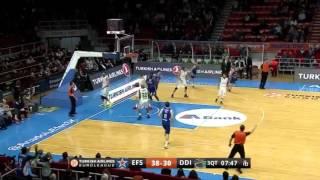 Maç Özeti | Anadolu Efes - Darüşşafaka Doğuş