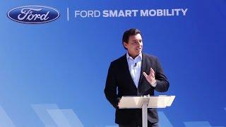 Mark Fields Comments on Ford's Autonomous Vehicles 2021 plan