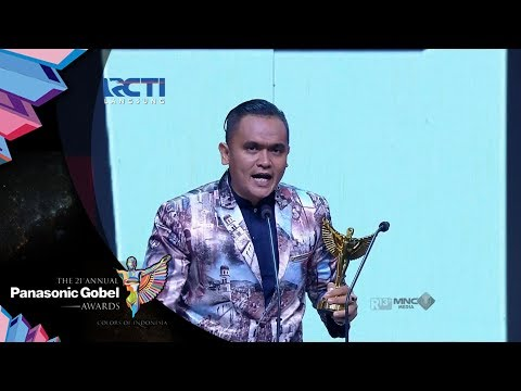 Valentino Simanjuntak | Pemenang Presenter Olahraga Terfavorit | PANASONIC GOBEL AWARDS 2018 Mp3