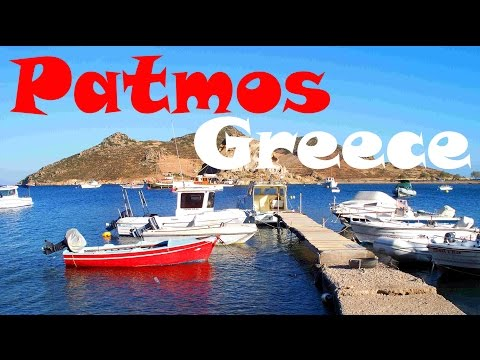 Patmos, Greece: A Perfect Greek Island in the Aegean Sea