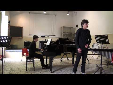 Saggio Musica d'insieme Liceo Musicale Dante