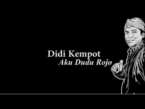 Didi Kempot Aku Dudu Rojo Lyric