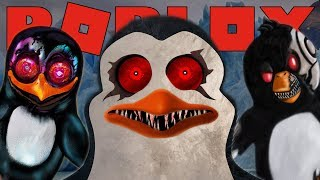 EVIL PENGUINS ARE AFTER US | ROBLOX