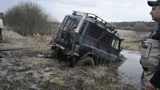 "35"" Simex Extreme Trekker на УАЗ 469"