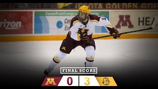 Highlights: Gopher Men