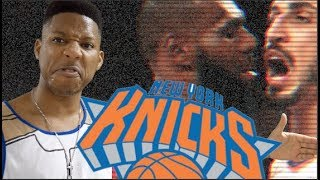 Enes Kanter Is Out Of Control | New York Knicks