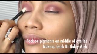 Makeup Tutorial  - Noriana x Yuna : The Yuna Glam
